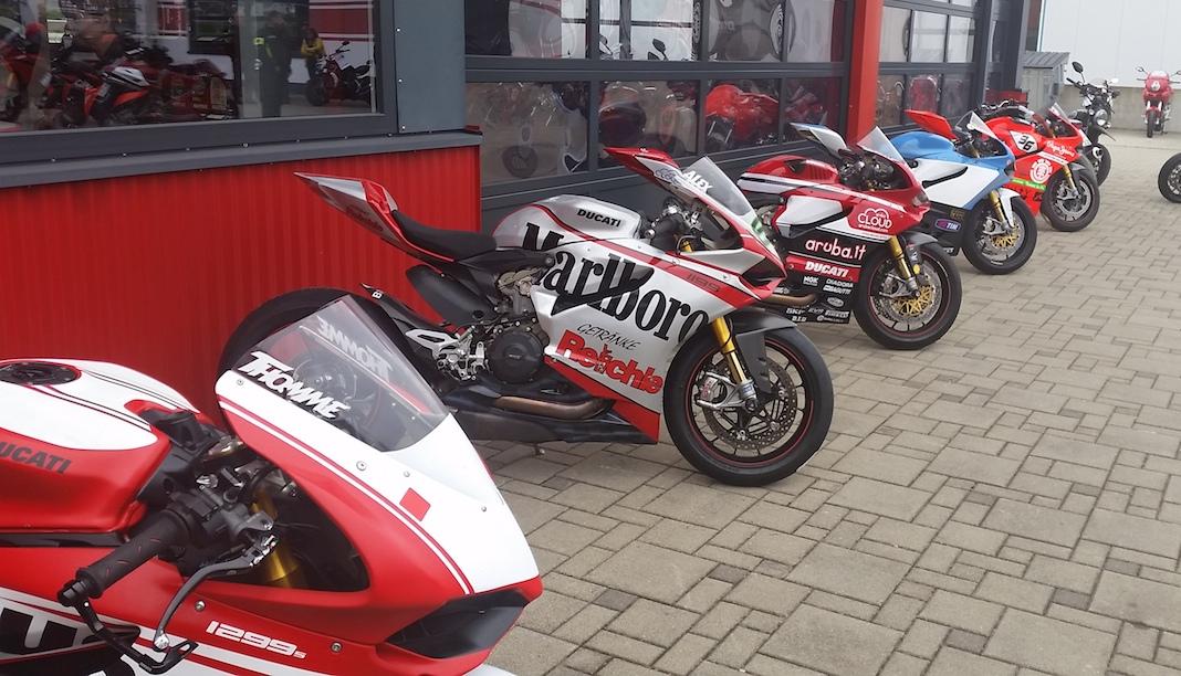Ducati 2017 - Saisonstart